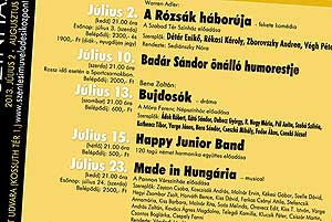 happy junior band
