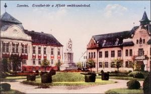 Erzsébet tér - 1926