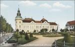 1930. Erzsébet tér - Városháza