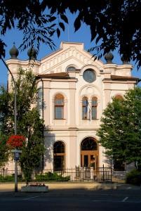 Városi Könyvtár - volt zsinagóga