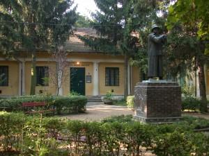 Csallány-Gábor-Ausstellungshaus
