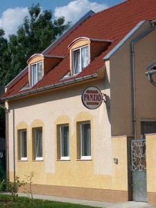 Aranykalász Pension, Restaurant – Brasserie