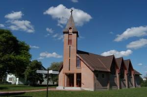 Eperjesi katolikus templom