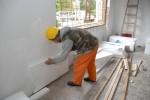 Az építők foglalták el a tantermeket