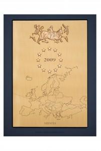 2009. European Plaquette