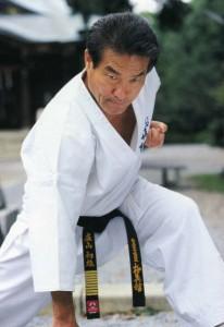 Hatsuo Royama Kancho (elnök), Kyokushin-kan