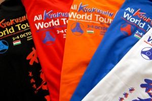 WT póló színválaszték